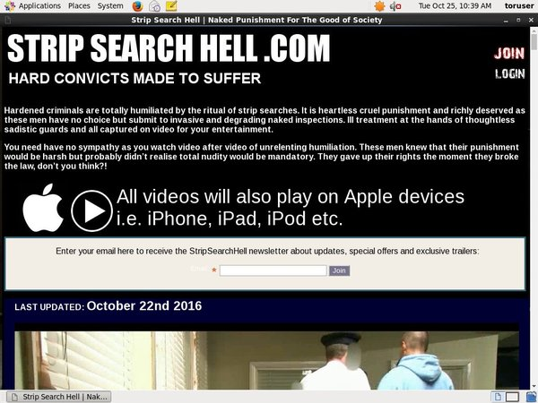 Strip Search Hell Full Com