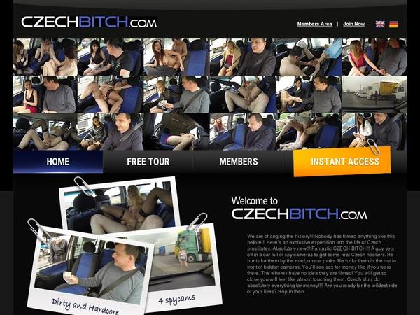Czechbitch Get Discount