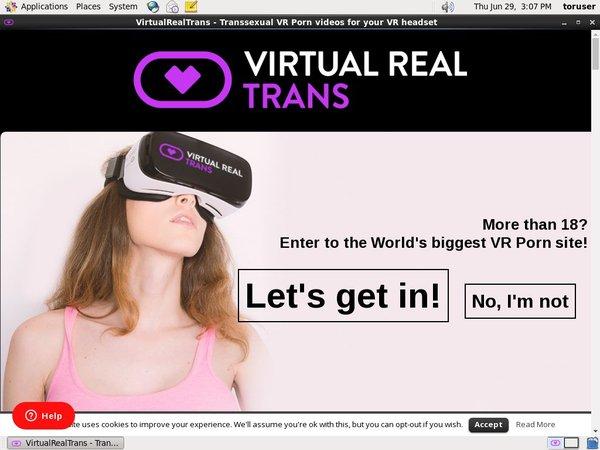 Virtualrealtrans.com Netcash